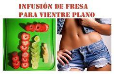 Infusión de frutas para un vientre plano, ¡que no falte en tu dieta!