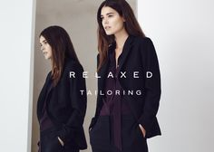 RELAXED TAILORING : THE WORKWEAR EDIT