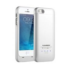 Portable Charger Case Charging External Battery FOR Apple Iphone 5 5s IOS7 IOS8 | eBay
