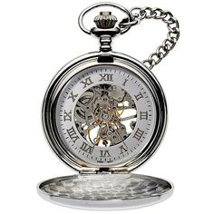 pocket watch.                                                                                                                                                                                 More