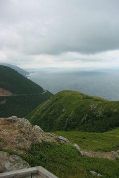 Cape Breton, Nova Scotia - where I spent a great deal of my childhood