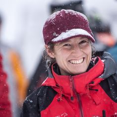 You would be smiling too if you got to be working at @mustangpowder everyday  @khphotograph #catskiing #revelstoke #skiing #ski