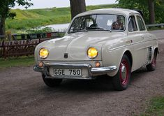 Renault R1090 Dauphine from 1962