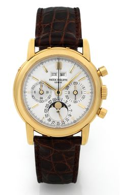 Patek Philippe Ref. 3970 in Yellow Gold