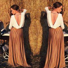 Sukienka Olimpia  Długa sukienka, zjawiskowa sukienka, najpiękniejsze sukienki, sukienka wizytowa, sukienka na wesele, ootd, skleponline, moda, moda dla kobiet, moda na jesień, stylizacja