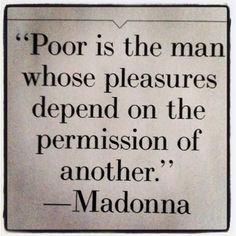Madonna to Elle Magazine. Words Quotes, Wise Words, Me Quotes, Sayings, Lady Quotes, Beauty Quotes, Mottos To Live By, Quotes To Live By, Meaningful Quotes