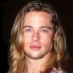Brad Pitt - Brad Pitt - 1993 from #InStyle