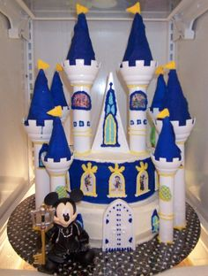 kingdom hearts cakes | Kingdom Hearts — Children's Birthday Cakes