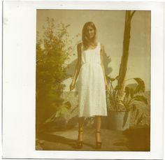 like my mother - polaroid 12