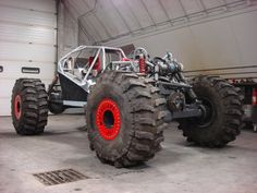 Big Buggy All Terrain Light Strike Vehicles.