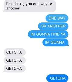 Getcha getcha getcha: