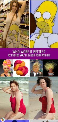 Who Wore it Better Photos) – bemethis Who Wore it Better Photos) Who wore it better? 42 photos you'll laugh your ass off Eric Cartman, High Fashion Models, Funny Fashion, Boris Johnson, Party Props, Celebrity Look, Miley Cyrus, Funny Photos, Veronica