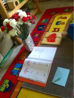 Montessori Botany: Parts of a Flower - The Natural Homeschool