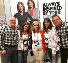 CAEM smiles ...Our #homeshow partners @icpresents at the #caem16 #supplier expo