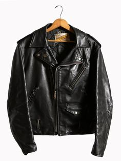 Keith Haring - Schott Brothers Motorcycle Jacket with Painting