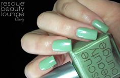 Fashion Polish: Rescue Beauty Lounge Bloggers' 2.0 Collection *Major Squee!*