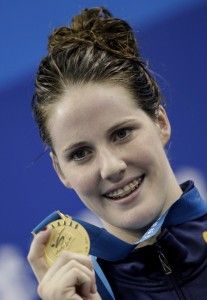 Orthodontic braces help Missy Franklin, US Olympic swimmer attain a beautiful smile Celebrity Smiles, Celebrity Photos, Celebrities With Braces, Swimming Champions, Missy Franklin, Brace Face, Olympic Swimmers, Orthodontics