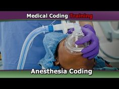 Medical Coding Training — Basics of Anesthesia Coding
