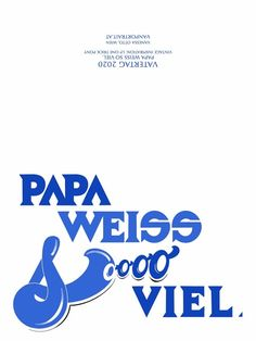 Papa weiss so viel #vatertag #handletteringwien #creativesvienna #grafikdesign #vintagelettering Alphabet, Banner, Vinyl Lp, Vintage Lettering, Cover, Creative, Movie Posters, Cards For Father's Day, Drawing Hands