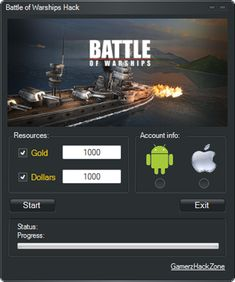 Get your Gold and Dollars with our working Battle of Warships Hack. Our new Battle of Warships Hack will only work on Android and iOS devices. Battle Of Warships, Test Card, Food And Drink, Hacks, Warship Games, Gold, Android, Hack Tool, Free