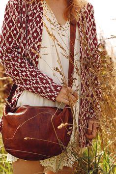 """Echtleder Gusti Leder Handtasche """"Anna"""" Vintage-Style H5 IMG_1199"""