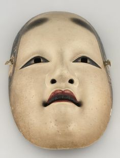 Philadelphia Museum of Art - Collections Object : Noh Mask