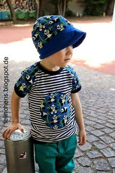 lillesol & pelle Schnittmuster/ pattern: Raglanshirt