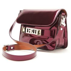 Proenza Schouler PS11 Mini Classic Bag ($1,825) ❤ liked on Polyvore