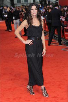 PHOTOS Sandra Bullock impressionne à la première londonienne de The Heat - Photos Sandra Bullock