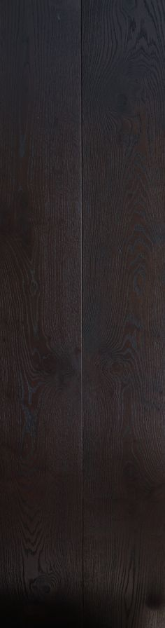 Beautiful Hand-finished deep smoked European oak engineered wood flooring. Worldwide Delivery.   Burnt Ground suitable for installation in commercial and residential projects. Works well with underfloor heating systems.