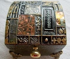 Multi Grid Box made by Marlene Letendre