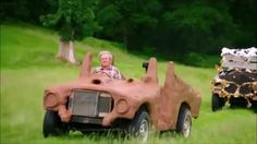 May's mud car (The Grand Tour)
