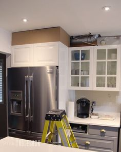 diy how to disguise a kitchen soffit diy how to kitchen design woodworking projects & Stunning Kitchen Soffit Ideas Kitchen Soffit Ideas Soffit Above ...