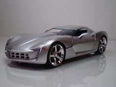 1/24 Corvette Stingray Concept