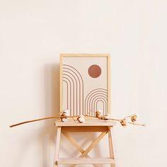Toko Online kemmayu | Shopee Indonesia Neutral Walls, Rainbow Art, Print Store, Etsy App, Modern Wall Art, Printable Wall Art, Boho Decor, Photo Wall Art, Art Prints