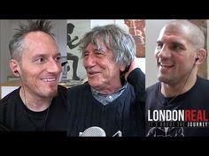 London Real meets International Cannabis Smuggler Howard Marks, AKA Mr. Nice