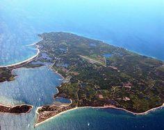 Block Island, RI! Many summer days spent on the beaches here :)