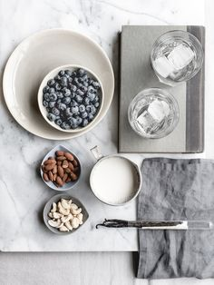 Simple Grey Smoothie Recipes from Luvo
