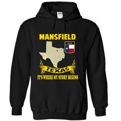 Mansfield - Its where my story begins!
