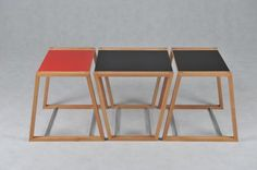 Abstract Side Tables AUD495 | Connect Furniture