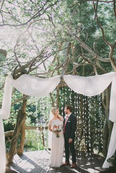 A Rustic Mountain Wedding at Pine Rose Cabins in Lake Arrowhead, California