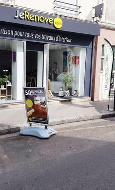 Nos agences s'habillent aux couleurs de l'opération 50 nuances de sols : profitez de 15 % de #réduction sur la gamme Luxury. 🎉💕   #JeRenoveMonSol