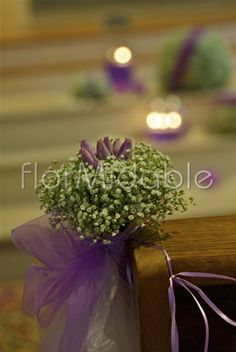 church decorations for weddings - Google Search
