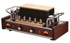 Amplifiers by Analog Audio Labs Valve Amplifier, Ipod Dock, Audio Studio, Hifi Speakers, High End Audio, Vacuum Tube, Cool Tech, Audio Equipment, Audio System
