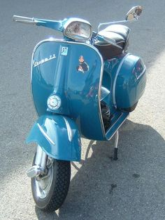 Lambretta Scooter, Vespa Scooters, Vintage Vespa, Triumph Motorcycles, Ducati, Mopar, Vespa Super, Italian Scooter, Chopper