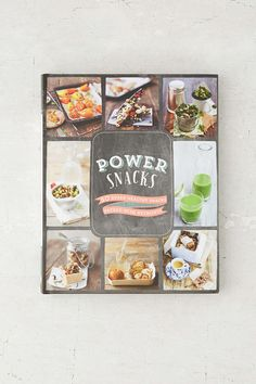 Power Snacks, de Parragon Books - Urban Outfitters