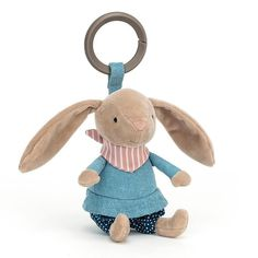 Jellycat Little Rambler Bunny Rattle Baby Bunnies, Bunny, Pram Toys, Animal Categories, Jellycat, Christening Gifts, Baby Rattle, Animal Wallpaper, Classic Toys