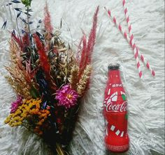 #cocacola #flowers #summer #august #fun #photooftheday #positivevibes