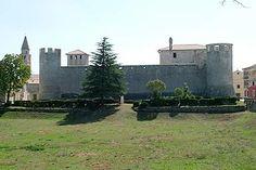 Il Castello Grimani - Sanvincenti, Croatia