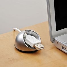 Cool tech stuff - May we never drop the cables again :)